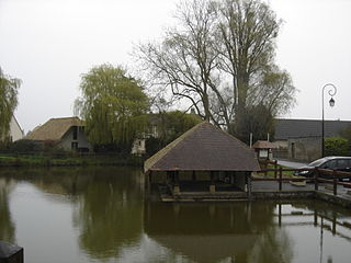 Bavent Commune in Normandy, France