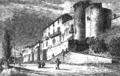 Bazas-Porte du Gisquet-1846.png