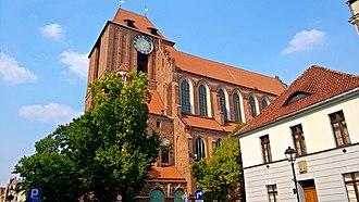 Toruń - Toruń Cathedral