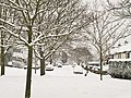 Beadon Road, Bromley in the snow - geograph.org.uk - 1504095.jpg