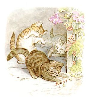 Beatrix Potter - The Tale of Tom Kitten - Illustration from p 8.jpg