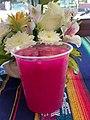 """Bebida tradicional de Paute llamada """"Yaguana"""".jpg"""