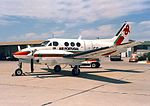 Beech E90 King Air, TAP Air Portugal AN0365257.jpg