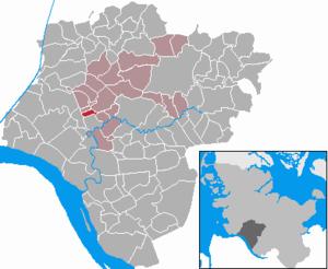 Bekdorf - Image: Bekdorf in IZ