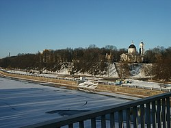 Skyline of Gomel