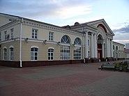 Belarus-Polatsk-Railway Station-3