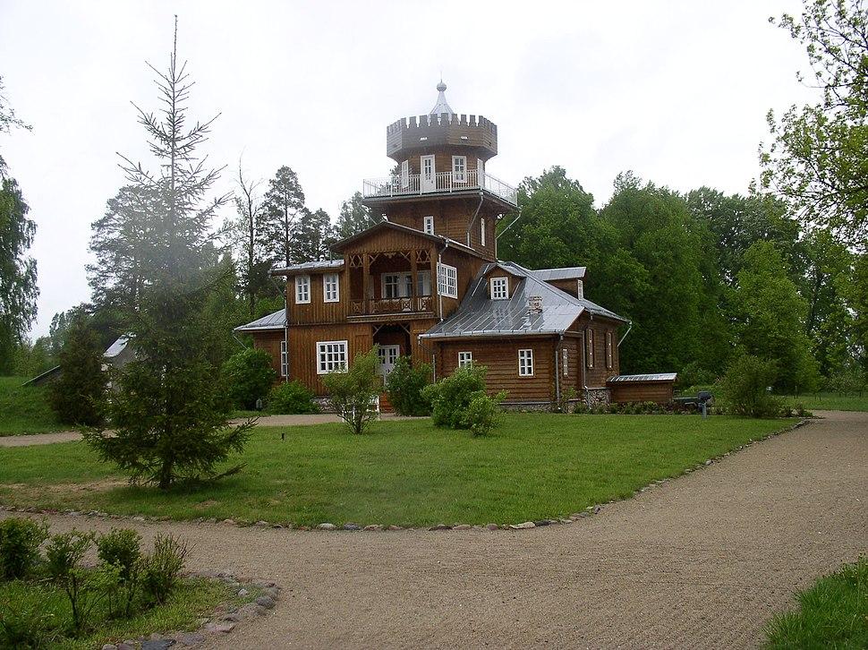 Belarus-Zdrawneva-Manor of Ilya Repin-1