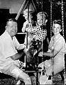 Ben Alexander and family 1961.JPG
