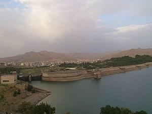 Mahabad River - Bendawî mehabad Dam(بەنداوی مەهاباد).