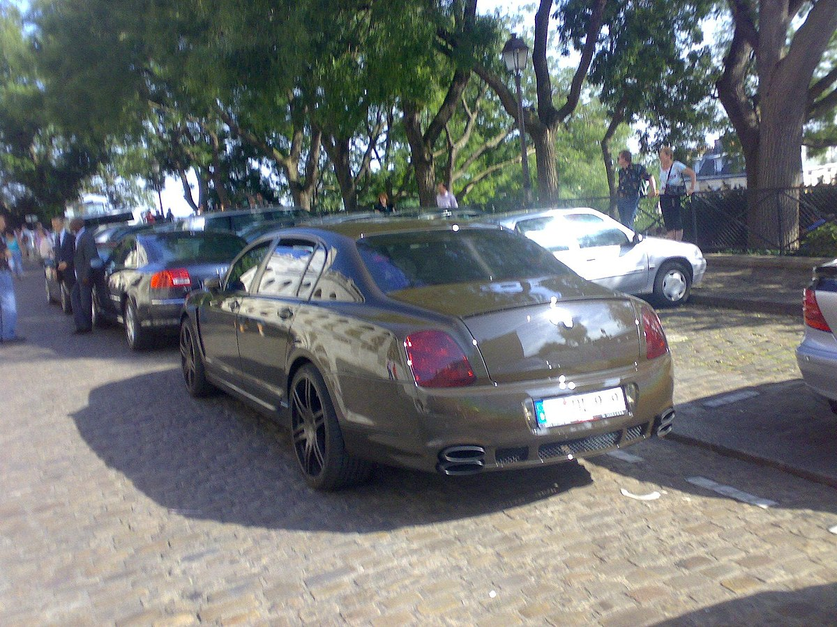File Bentley Flying Spur Mansory Jpg Wikimedia Commons