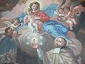 Bergatreute Pfarrkirche Seitenaltar rechts Johann Nepomuk detail.jpg