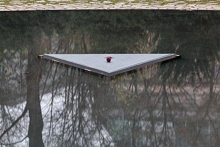 Memorial to the Sinti and Roma in Berlin-Tiergarten (Dani Karavan, 2012), Berlin, Germany