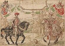 Bernard van Orley - Johan IV van Nassau e sua esposa Maria van Loon-Heinsberg.jpg