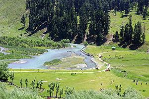 Betaab Valley - Beautiful Betaab Valley