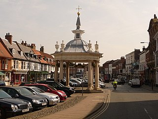 Beverley Town and civil parish in the East Riding of Yorkshire, England