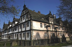 Brunswick-Bevern - Bevern Castle