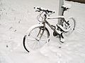 Bicycle in Amsterdam after heavy snow - 2.jpg