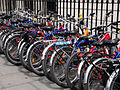 Bicycles at St Martin's Place.jpg