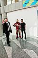 Big Wow 2013 - Happy Hogan, Iron Man & Tony Stark (8845255993).jpg