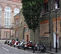Bikes parked in Tadama Road - geograph.org.uk - 1372040.jpg