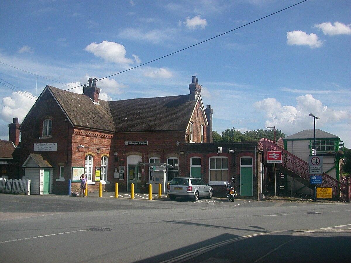 Billingshurst railway station - Wikipedia