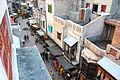 Bird's Eye View of Shahi Guzargah, Delhi Gate, Lahore, Punjab, Pakistan.jpg