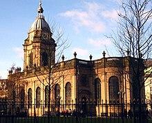 มหาวิหารเบอร์มิงแฮม (Birmingham Cathedral) อังกฤษ