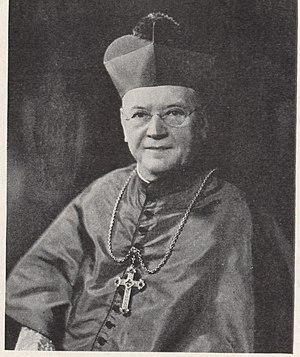 Joseph Schrembs - Image: Bischof Josepg Schrembs Cleveland 2JS