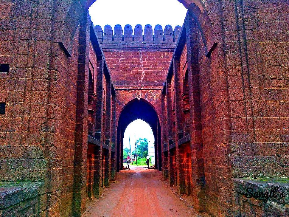 Bishnpur fort gate