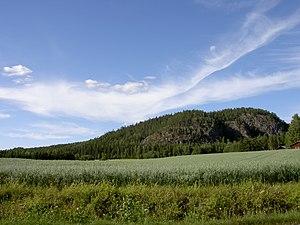 Scheelite - Mount Bispbergs klack