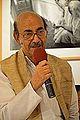 Biswatosh Sengupta Addressing - Inaugural Function - Joy Mukhopadhyay Solo Exhibition - Kolkata 2014-12-12 1120.JPG