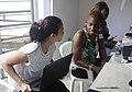 Black Lunch Table Wikipedia Edit-a-thon at Alice Yard, Trinidad and Tobago 03.jpg