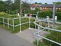 Blackhorse Lane tramstop entrance.JPG