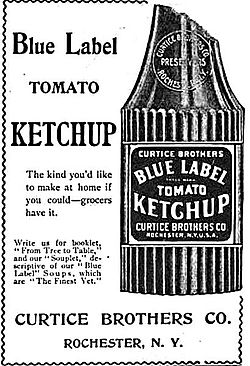 definition of ketchup