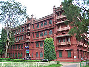 The Biochemistry and Molecular Biology department of the University of Dhaka