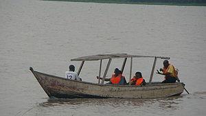 Kisumu - Boat riding in Kisumu