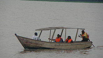 Kisumu County - Water transport on Lake Victoria