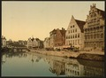 Boathouse, Ghent, Belgium-LCCN2001697942.tif