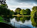 Boating lake, Beddington Park - geograph.org.uk - 1212630.jpg