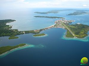 Bocas del Toro Province - Image: Bocas 2