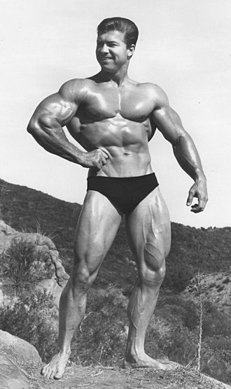 Larry Scott (bodybuilder) - Image: Bodybuilder Larry Scott