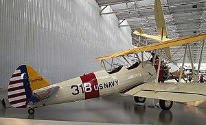Boeing-Stearman - Museu Asas de um Sonho 01.jpg
