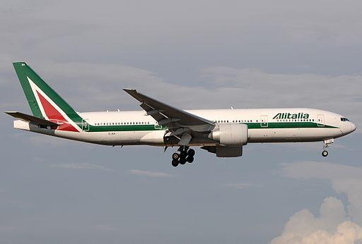 Boeing 777-243(ER), Alitalia JP7623959