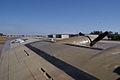 Boeing B-17G-85-DL Flying Fortress Nine-O-Nine Interior Nav Looking Left CFatKAM 09Feb2011 (14797179039).jpg