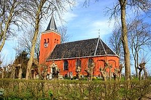 Stichting Alde Fryske Tsjerken - Image: Boer NH kerk