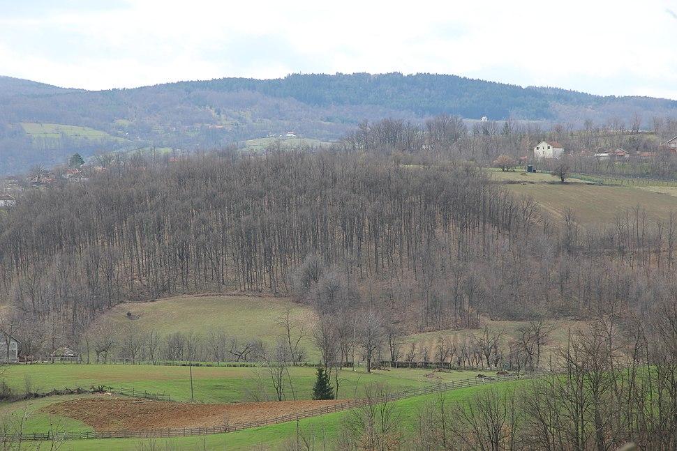 Bogatić - opština Valjevo - zapadna Srbija - panorama 10