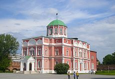Bogoyavlenskiy Cathedral of the Tula Kremlin 8.JPG