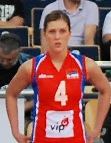 Bojana Živković, Grand Prix Łódź, Poland