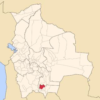Eustaquio Méndez Province