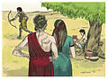 Book of Genesis Chapter 25-8 (Bible Illustrations by Sweet Media).jpg